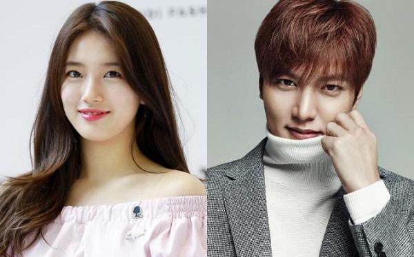 Lee Dong Wook và Suzy hẹn hò - 1