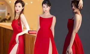 Chiếc váy hot nhất Vbiz được hàng loạt mỹ nhân mê tít
