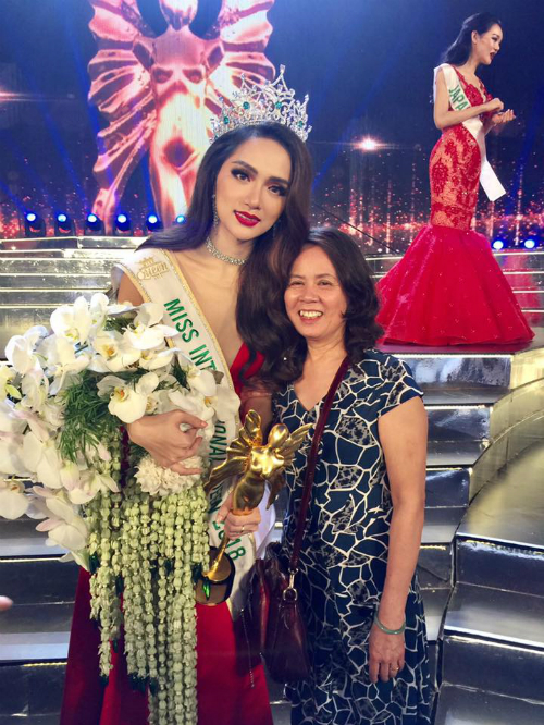 Chia sẻ đầu tiên của Hương Giang Idol sau đăng quang Hoa hậu - 1