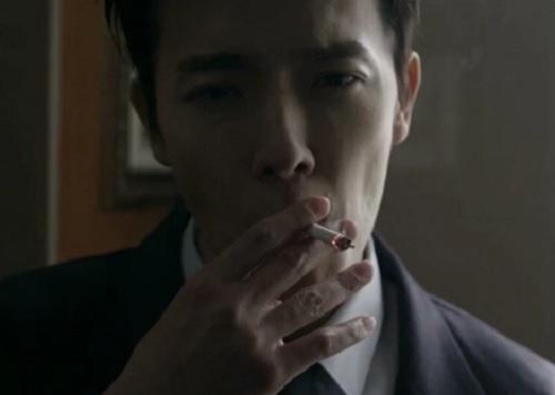 Các idol nam Kpop làm fan phiền lòng vì thói quen hút thuốc - 8