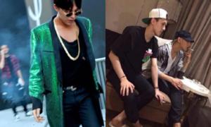 Các idol nam Kpop gây tranh cãi vì thói quen hút thuốc