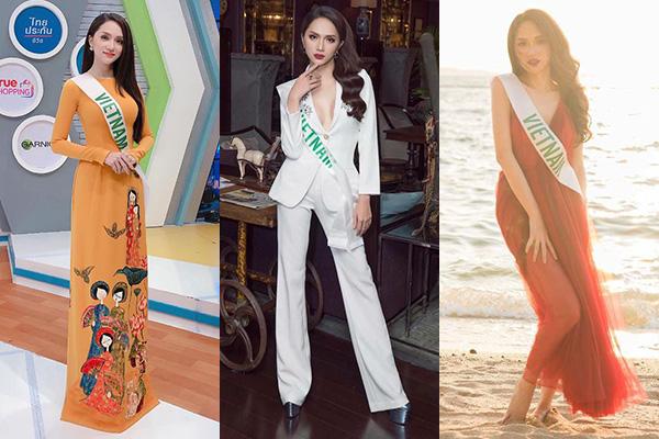 5 lý do giúp Hương Giang đăng quang Hoa hậu Chuyển giới quốc tế 2018 - 5