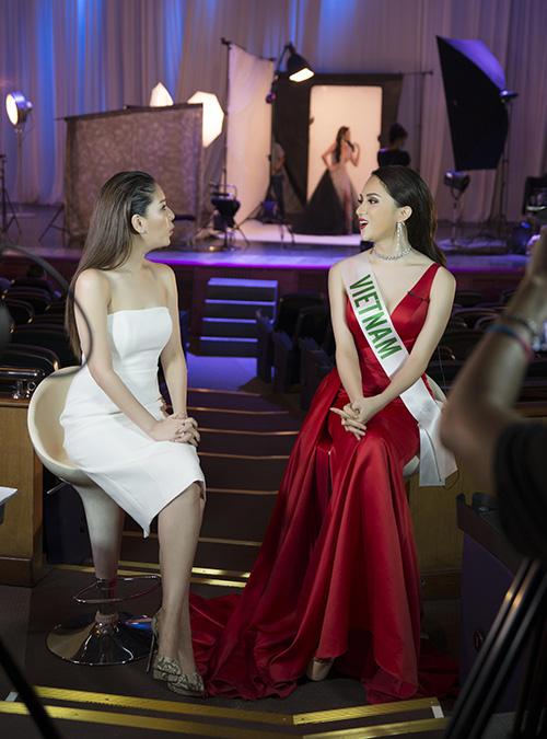 Những màn thể hiện xuất sắc của Hương Giang trước khi thành Hoa hậu chuyển giới - 3