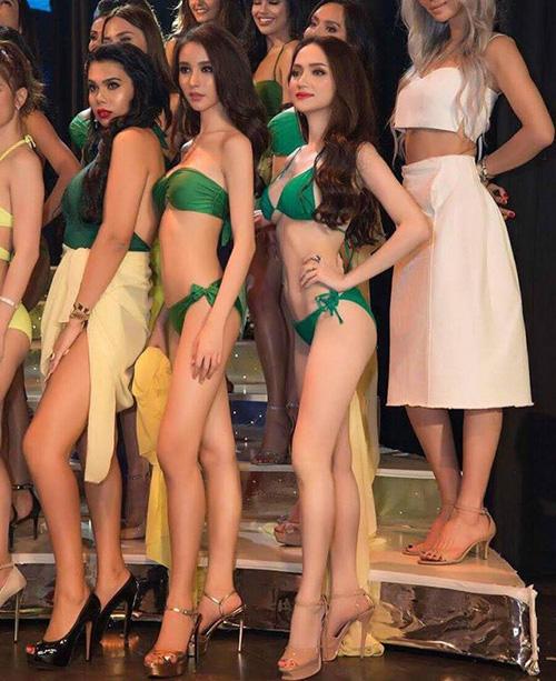 5 lý do giúp Hương Giang đăng quang Hoa hậu Chuyển giới quốc tế 2018 - 1