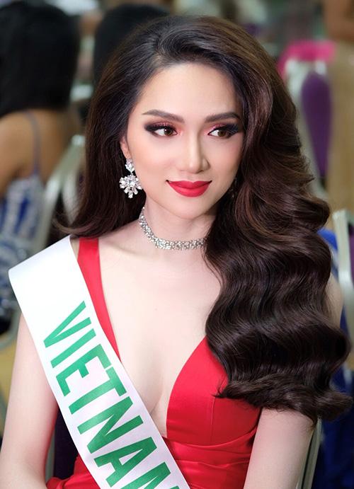 Những màn thể hiện xuất sắc của Hương Giang trước khi thành Hoa hậu chuyển giới - 11