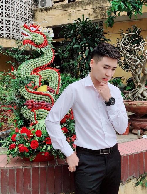 Dàn soái ca sơ mi trắng bê tráp trong đám hỏi của Khắc Việt - 5