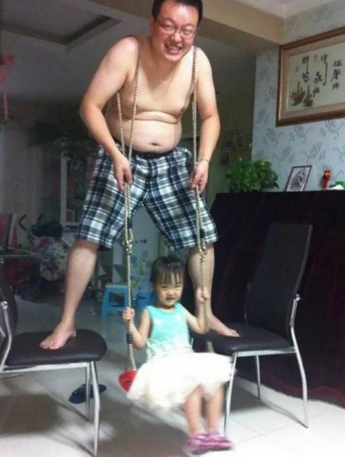 19 bức hình hài hước khi các ông bố ở nhà trông con - 2