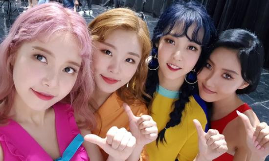 3 nhóm nữ idol Kpop chiếm sóng bảng xếp hạng thương hiệu tháng 3 - 8