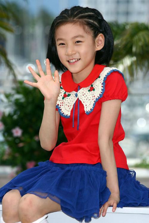 Kim Sae Ron chạm ngõ điện ảnh từ năm 9 tuổi.