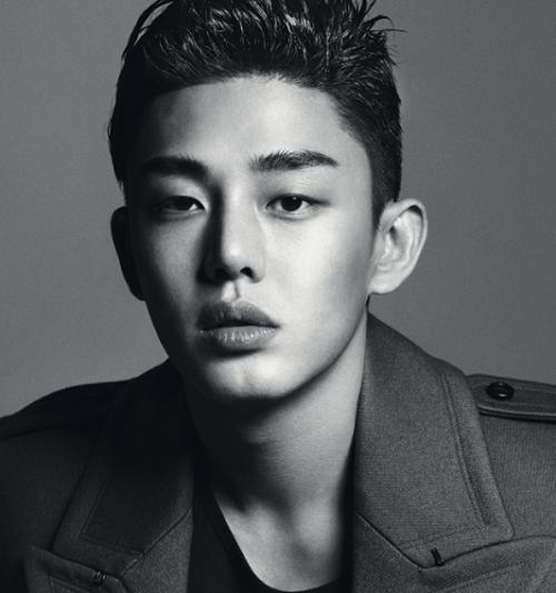 Nam diễn viên Yoo Ah In