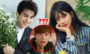 Sao nam bị 'gọi hồn' nhiều nhất sau tin hẹn hò của Park Shin Hye và Suzy