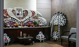 Tang lễ vắng bóng người của nam diễn viên Jo Min Ki