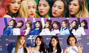 3 nhóm nữ Kpop 'chiếm sóng' BXH thương hiệu tháng 3