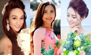 8 gương mặt chuyển giới Việt xinh đẹp không kém Hương Giang