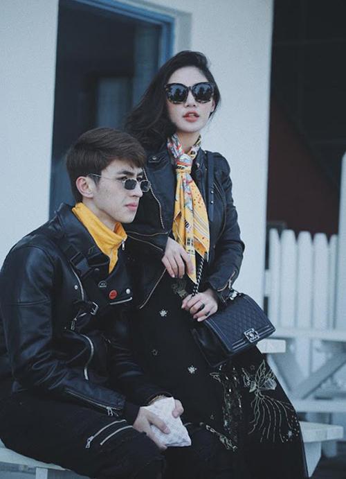 Văn Mai Hương - Bình An đi dạo Hàn Quốc tình tứ như phim - 5
