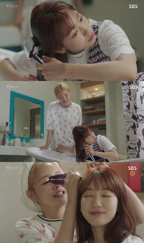 Muôn kiểu quảng cáo cười ra nước mắt trên phim Hàn - 1