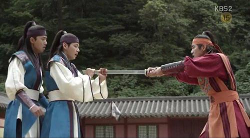 Những cái chết của idol Hàn trong phim khiến fan xót xa - 3