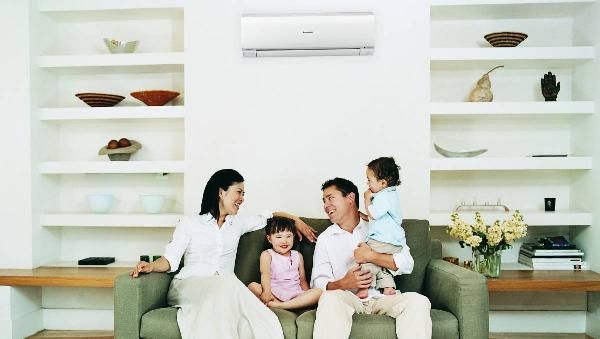 Công nghệ inverter làm giảm hao phí điện năng không cần thiết.