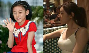 Tuổi 18 phổng phao của sao nhí một thời Kim Sae Ron