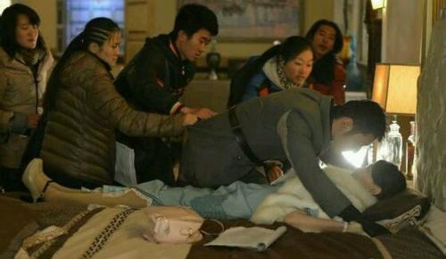 Sự thật khó ngờ sau cảnh nóng trong phim Trung Quốc - 2