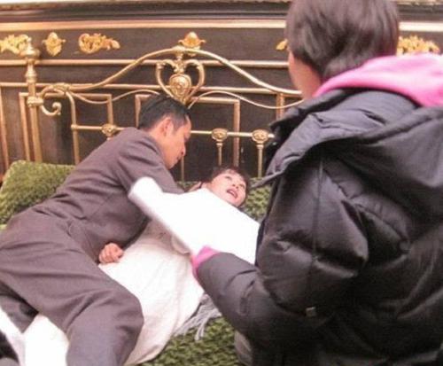 Sự thật khó ngờ sau cảnh nóng trong phim Trung Quốc - 1