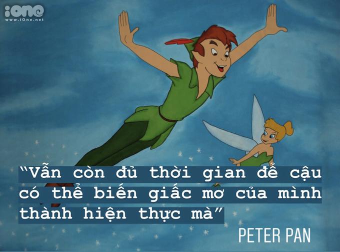 10 câu nói truyền cảm hứng trong phim hoạt hình
