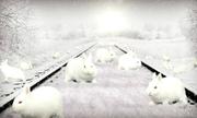 Điên đầu đếm số thỏ có trong hình