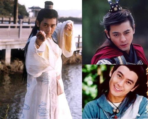 5 nam thần cổ trang đình đám màn ảnh Hoa ngữ một thời