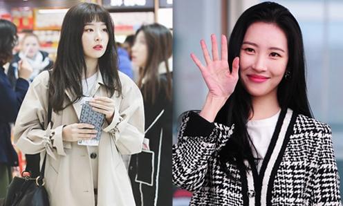 Sun Mi gặp sự cố hài hước, Krystal và Seul Gi đọ style 'girl crush'