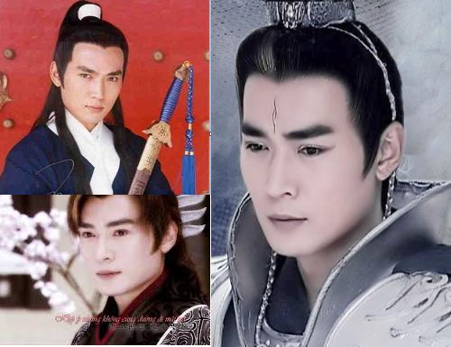 5 nam thần cổ trang đình đám màn ảnh Hoa ngữ một thời - 1
