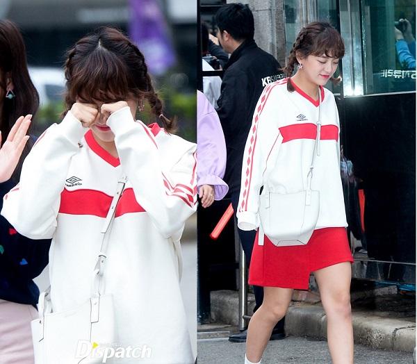 Những lần các idol Hàn xuất hiện mệt mỏi đến không mở được mắt