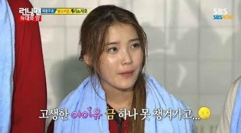 Những lần idol Hàn gặp sự cố nguy hiểm trong show thực tế