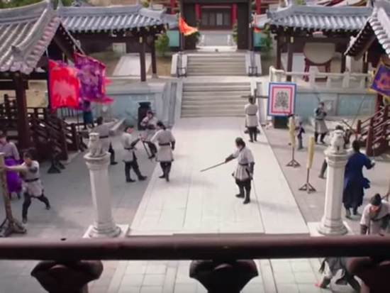Quiz: Đoán phim Hàn chỉ qua một cảnh quay - 7