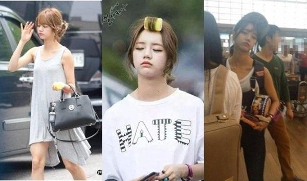 Những lần các idol Hàn xuất hiện mệt mỏi đến không mở được mắt - 8