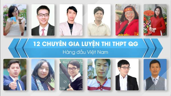 Các tác giả của bộ sách Bứt phá điểm thi THPTQG 2018 là những thầy cô luyện thi.