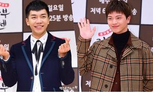 Lee Seung Gi, Sung Jae (BTOB) sắp sang Việt Nam