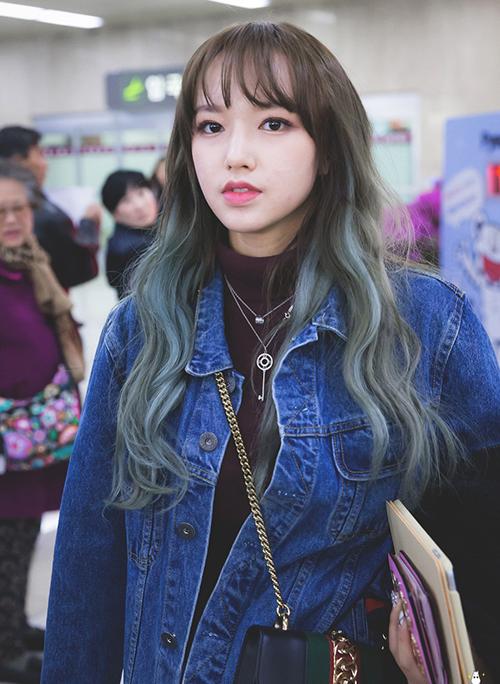 10 kiểu tóc bất hủ của sao Hàn con gái nên thử hè này - 6