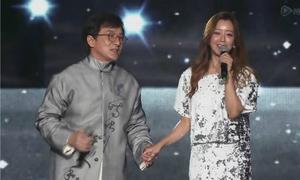 Thành Long, Kim Hee Sun lần đầu trình diễn 'Endless Love' sau 13 năm