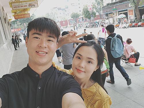 Cô bạn gái lầy của Duy Mạnh U23 sẵn sàng ghép cặp người yêu với đồng đội
