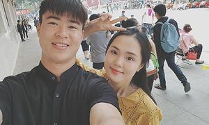 Cô bạn gái 'lầy' của Duy Mạnh U23 không ngại ghép cặp người yêu với đồng đội