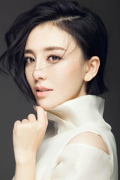 Nữ diễn viên Lữ Giai Dung.