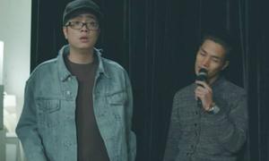 Lệ Rơi giải thích lý do đóng phim ca nhạc với Bùi Anh Tuấn