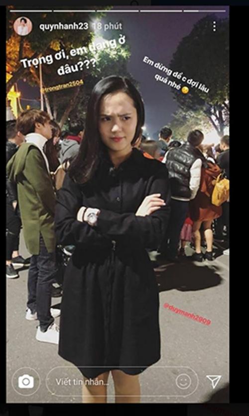 Cô bạn gái lầy của Duy Mạnh U23 sẵn sàng ghép cặp người yêu với đồng đội - 9