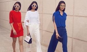 'Team Sang' mix đồ sành điệu xuống phố đầu hè