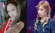Những nữ idol Hàn 'cute lạc lối' với kiểu tóc cột 2 bên