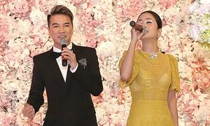 Đàm Vĩnh Hưng hát trong tiệc cưới của Tố Ny