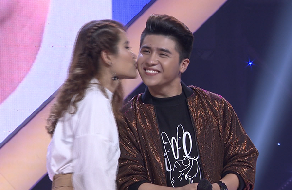 Cặp đôi được Minh Hằng xúi hôn nhau ra về vì nhạt tại show hẹn hò - 3