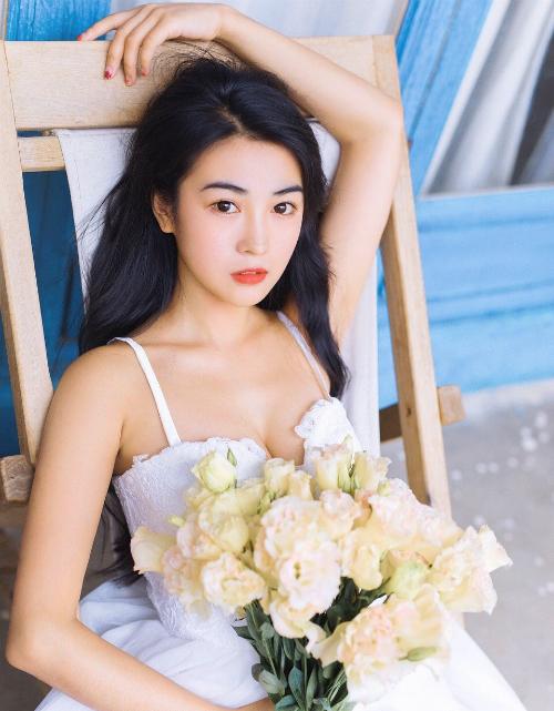 Vẻ đẹp cổ điển gây thương nhớ của 9x Trung Quốc - 3