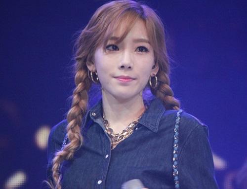 Những nữ idol Hàn cute lạc lối với kiểu tóc cột 2 bên - 2