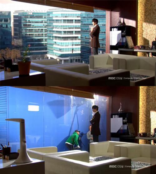 Fan vỡ mộng vì những cảnh ảo lòi trong phim Hàn